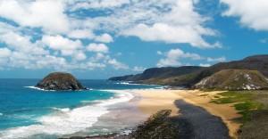 Praia do Leao, Fernando de Noronha