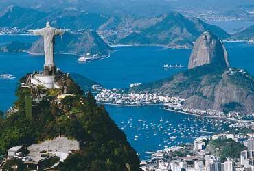 Sugar Loaf and Corcovado, Rio de Janeiro
