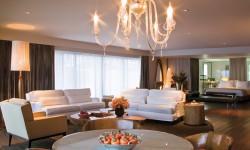 Luxury Suite  at the Hotel Fasano Rio in Brazil