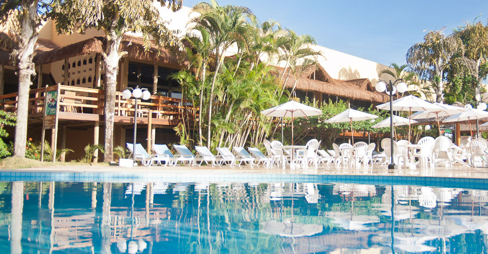 Mabu Thermas Resort. Iguassu Falls