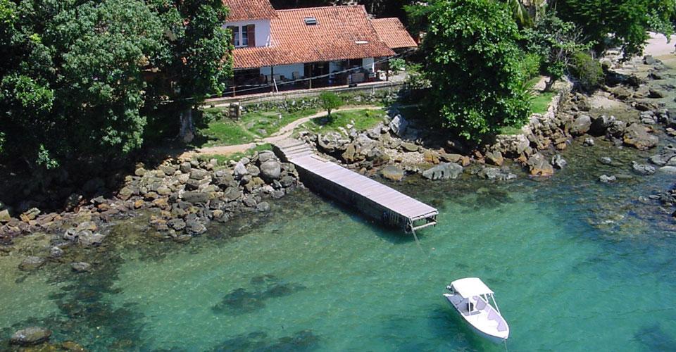 Sagu Mini Resort, Ilha Grande