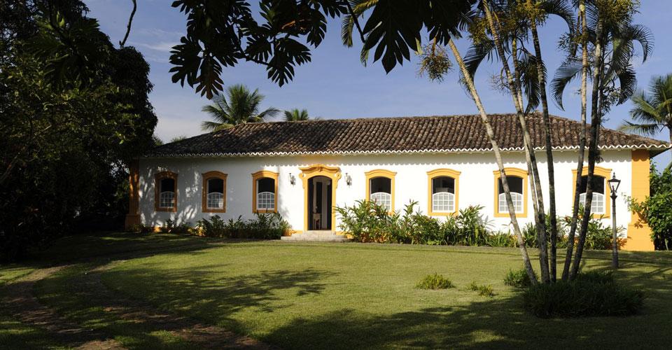 Villa Casarao Amarelo, Paraty