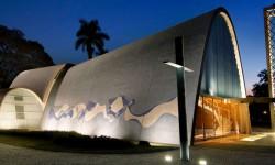 church-sao-francisco-de-assis in Belo Horizonte, Brazil