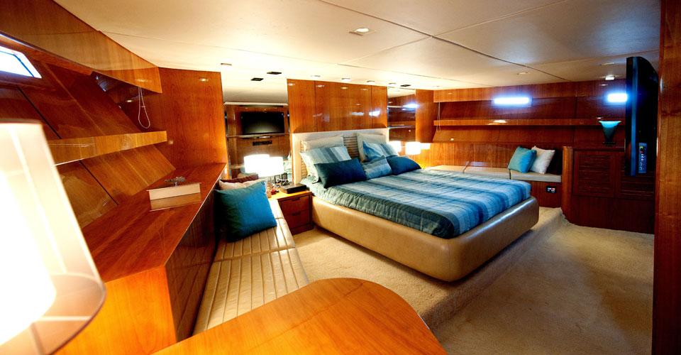 Zenith Yacht. Luxury Amazon Yacht