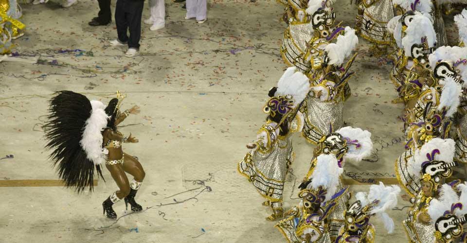 Sambadrome Parade