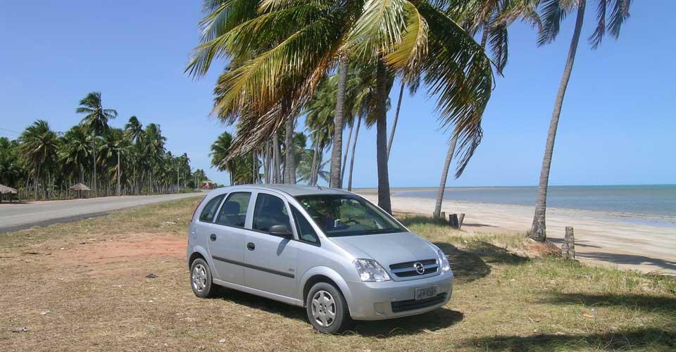 Self-drive Brazil