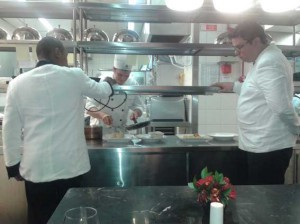 The Chef's Table, Copacabana Palace Hotel