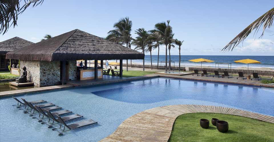 Zorah Beach Luxury Hotel Brazil