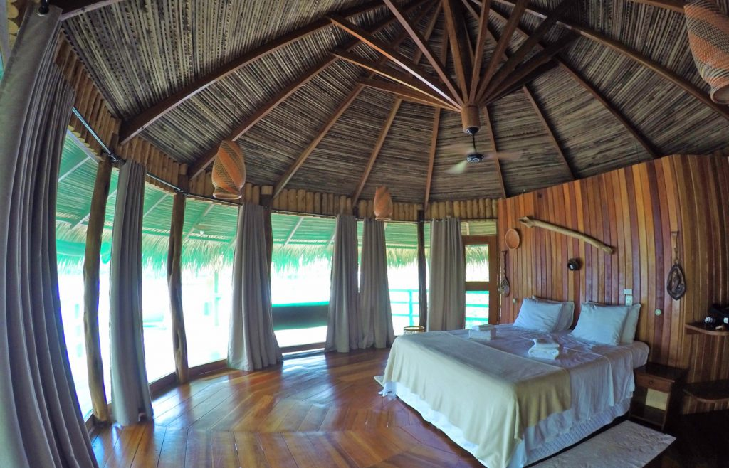 Our simple yet beautiful bungalow in Juma Amazon , Brazil