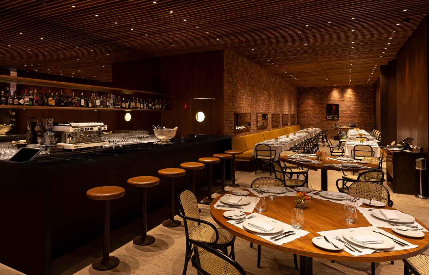 Hotel Fasano Belo Horizonte in Brazil, restaurant