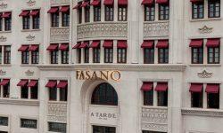 Hotel Fasano Salvador in Brazil- sophisticated facade