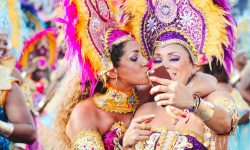 The best Carnival in the world -Rio de Janeiro Brazil