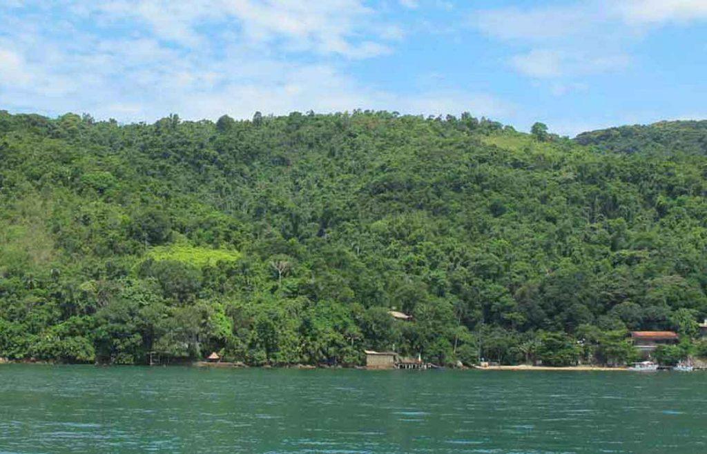 Casa-Cairucu- Paraty -Brazil