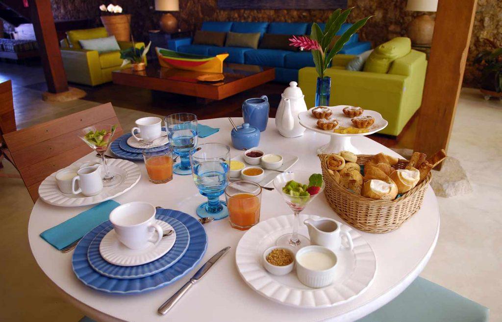 Casa-Turquesa- breakfast boutique hotel Paraty - Brazil