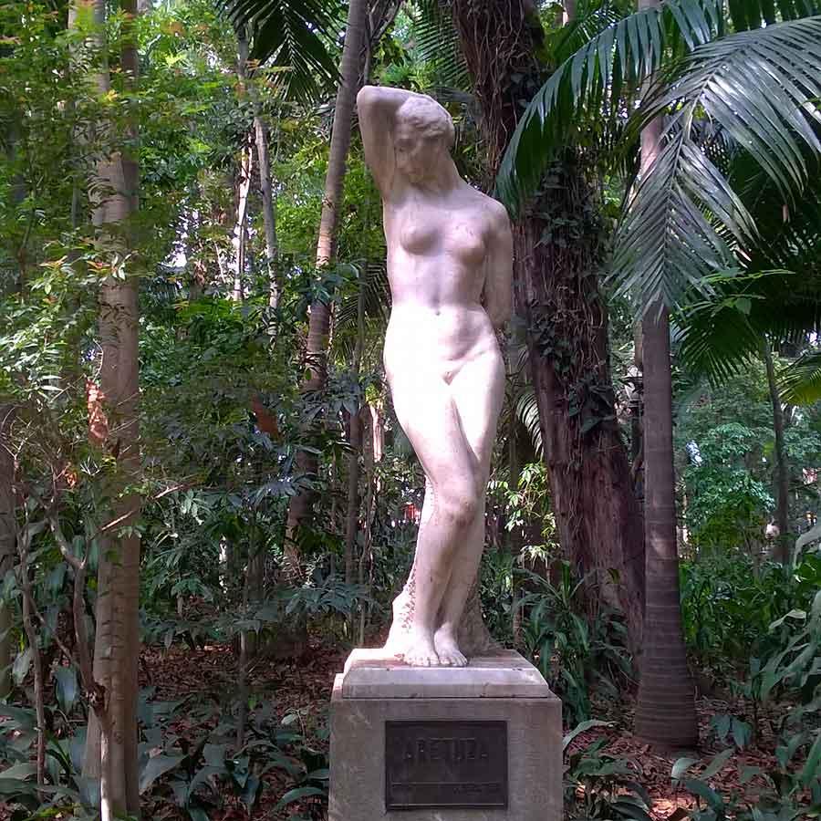 Parque-Trianon- Sao Paulo- Brazil