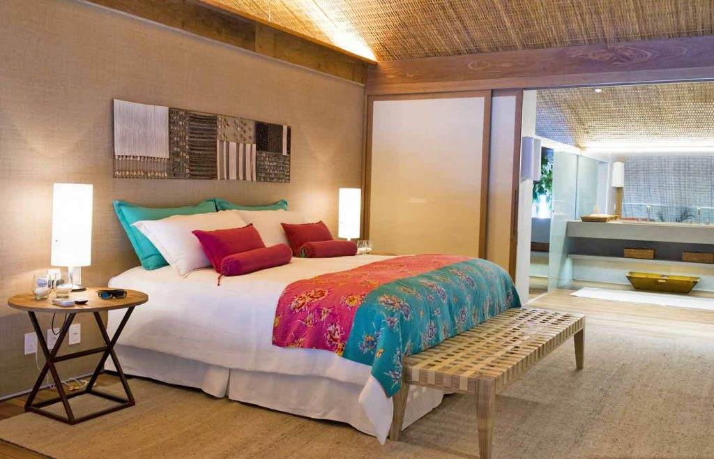 Pousada-Literaria-luxury room in Paraty Brazil