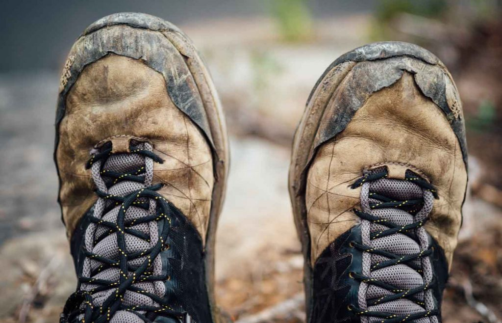 comfortable hiking boots to explore amazon in Brazil