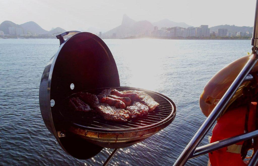 Barbeque in Rio