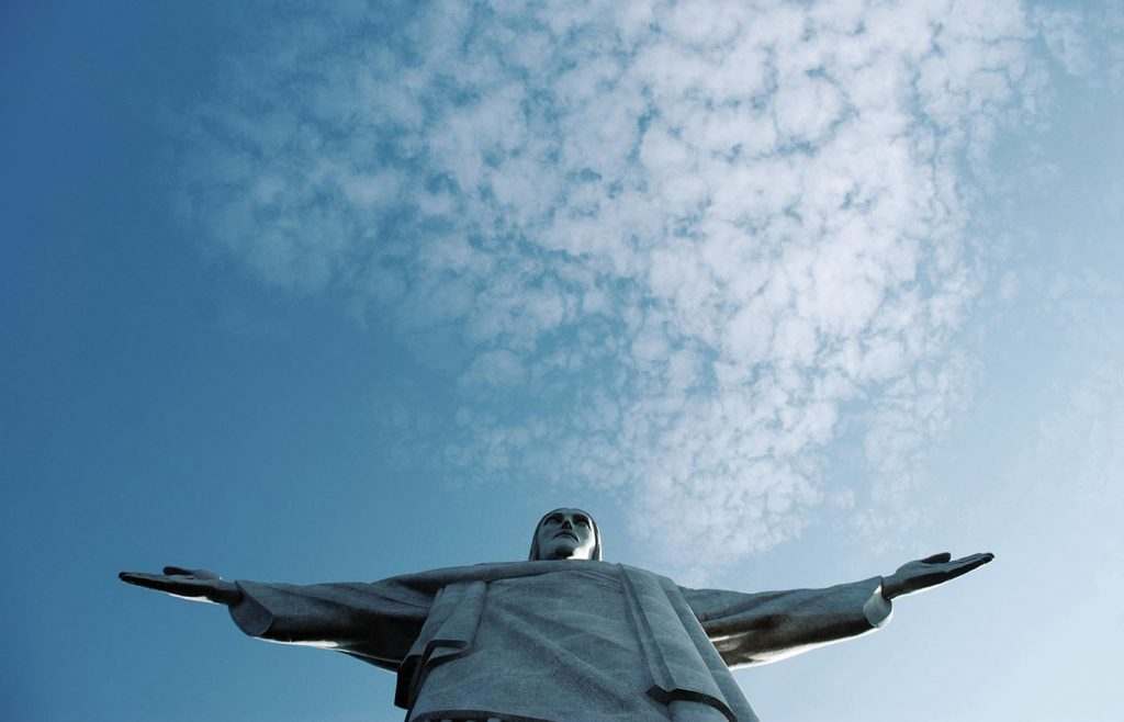 Christ the Redeemer - one of the most famous statues in the world