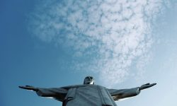 Christ the Redeemer - Rio de Janeiro- one of the most famous statues in the world