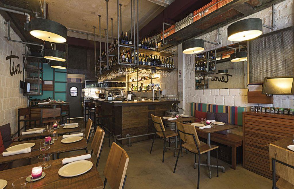 Teva Restaurant