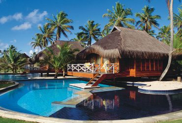 Bungalows with private pools at Nannai Resort in Brazil