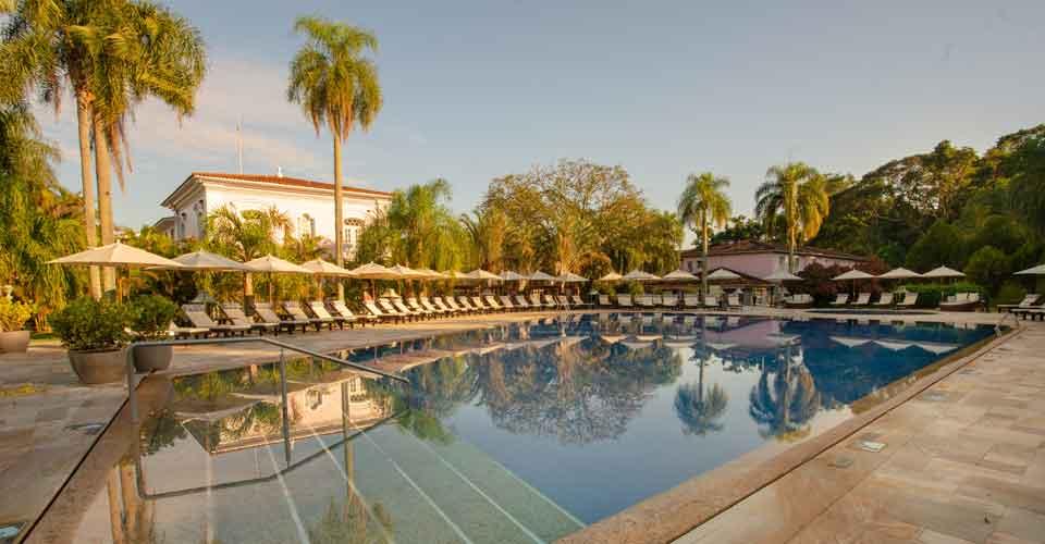Belmond Hotel das Cataratas, Iguassu Falls, Brazil