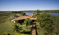 Baiazinha Lodge Exterior - Caiman Lodge in the Pantanal