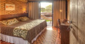 Standard room in Baiazinha Lodge - Caiman, Pantanal