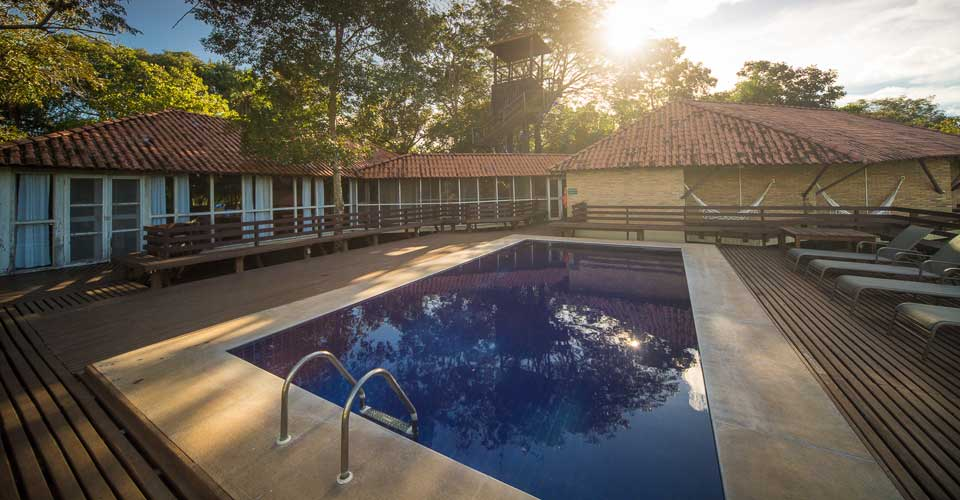 Pool at Cordilheira