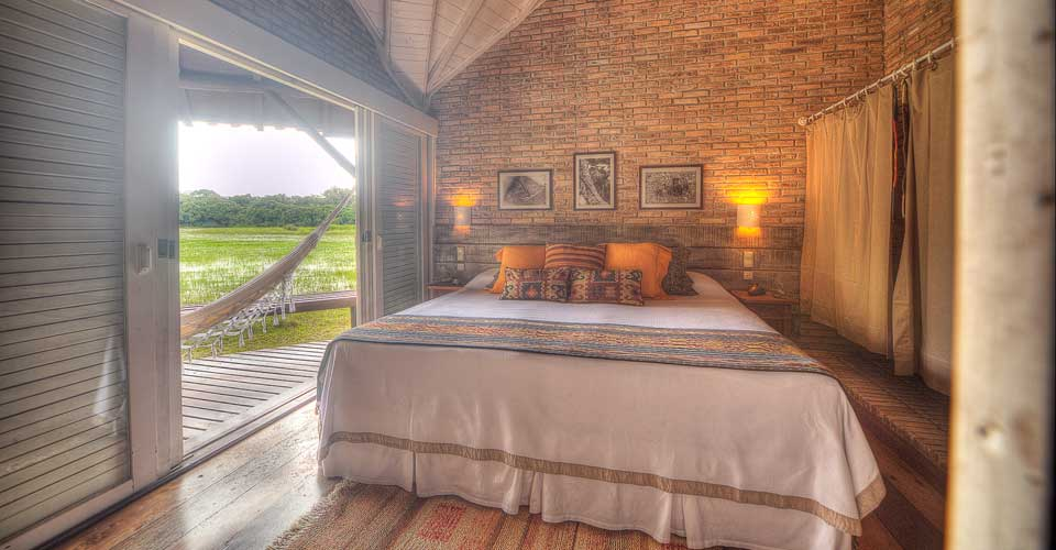 Suite at Cordilheira Lodge - Pantanal